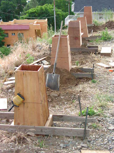 Using Pier Footings for Your Shipping Container Home ...